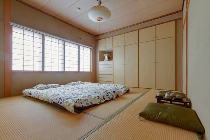弥刀地铁3分钟 难波地铁17分钟 304号房 - Higashiōsaka-shi - Lägenhet