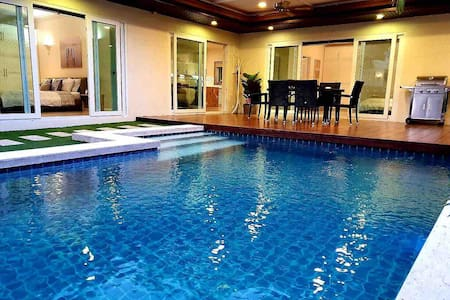 Luxurious and 100% private swimming pool villa