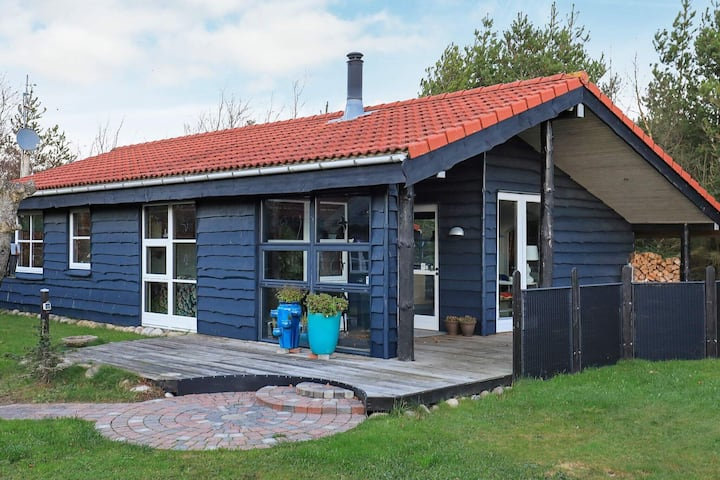 Lovely Holiday Home in Fjerritslev Denmark with Sauna