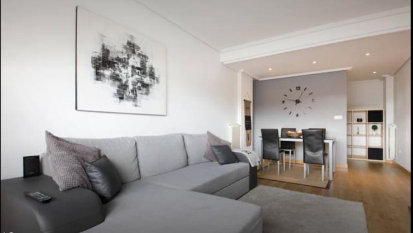 Cómodo piso a 10 min San Sebastián - Astigarraga  - Apartment