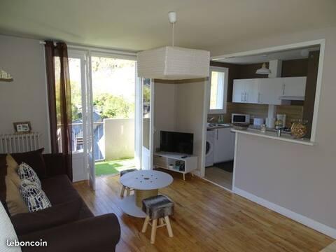 Charmant appartement de 51 m2 pour 4 personnes