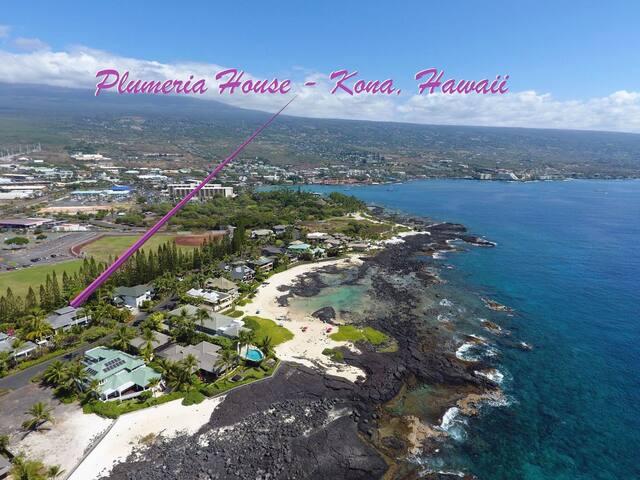 Kona Bay Estates Plumeria Beach House