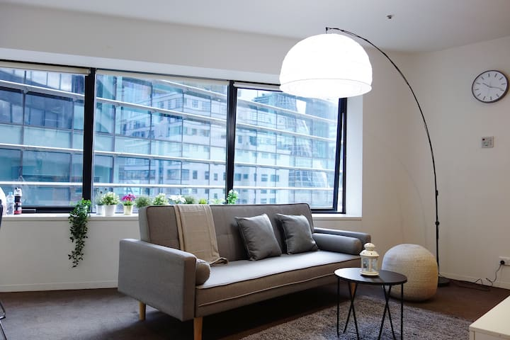QV Central. Cozy 1bed perfect for couple stay!
