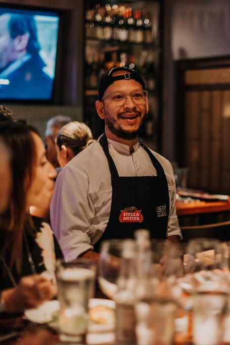 Host Chef Series
