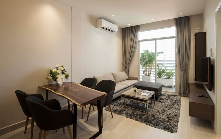 Hand-picked luxury apartment in District 2