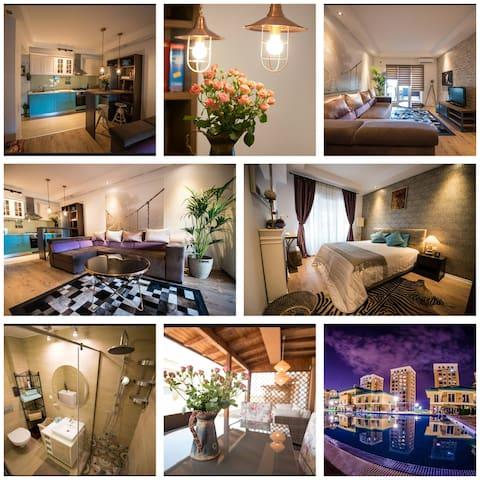 Cosmopolis Premium Residence - Bukarest - Lägenhet