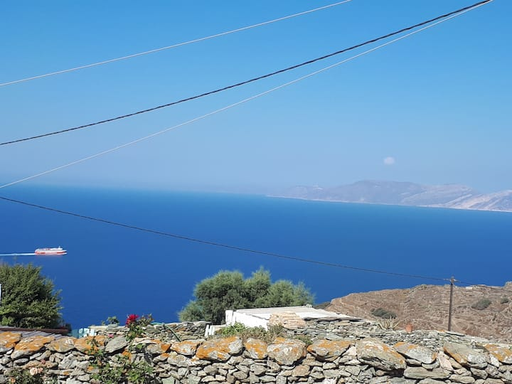 "Traditional houses ""themonia""Folegandros 1"