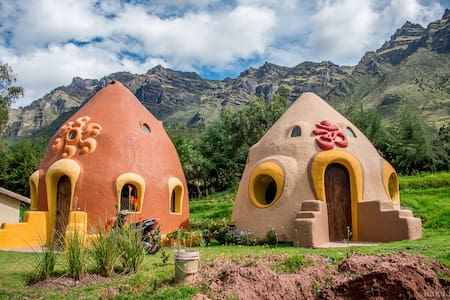 Dome Room in the Sacred Valley - Písac - 小平房