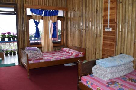Charkhole Homestay (Quad Room)-Heaven on Earth