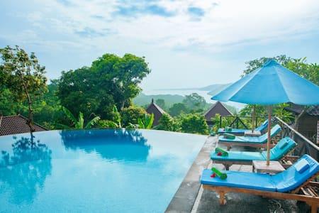 Lembongan Deluxe Garden Lodge - Nusapenida