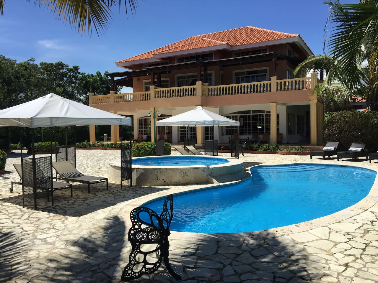 Luxury Dominican Rep Golf Villa BR Villas For Rent In Juan - Copa luxury beach house for a relaxing vacation