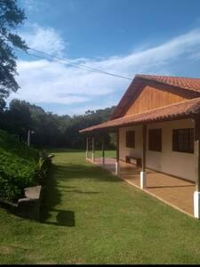 Casa de temporada - casa de campo sossego&piscina