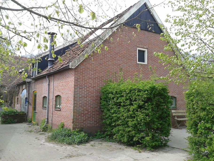 De zonnebloem groepsaccommodatie vakantieboerderij te for Te huur gelderland