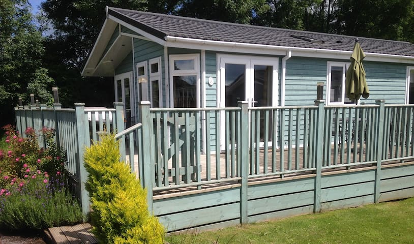 2 Bedroom Deluxe Lodge at Blossom Hill - Honiton - Chalupa