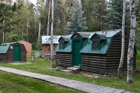 Yellowstone Scenic By-way Cabin (#2) in the Pines