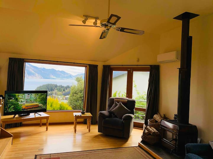 Queenstown Hill, Fantastic Views with jacuzzi bath