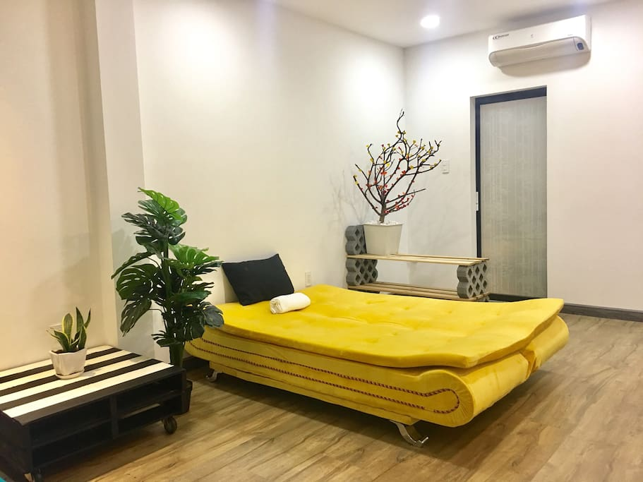 extra double sofa-bed