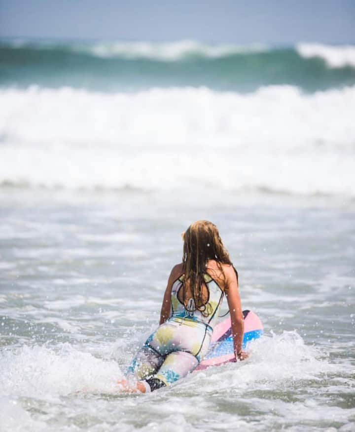Learn to surf in Montauk!