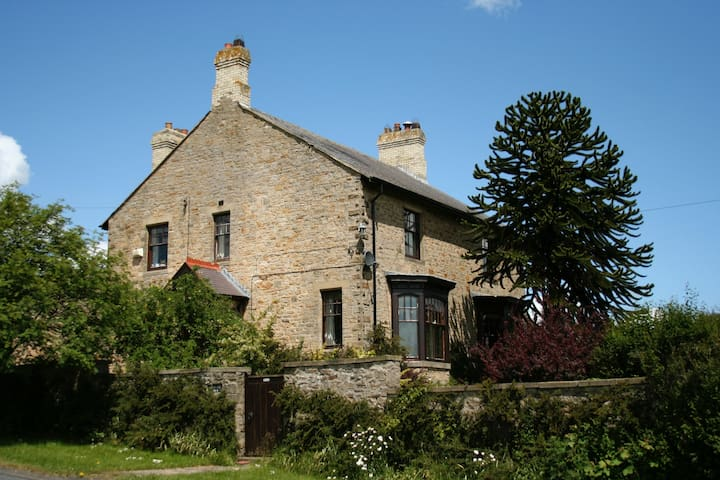 Edwardian Villa, Kynren Friendly - Bishop Auckland - Hus