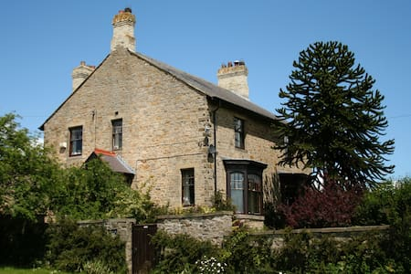 Edwardian Villa, Kynren Friendly - Bishop Auckland - Rumah