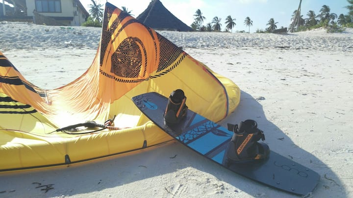 Meltem beach house - Ndovu cosy room on the beach