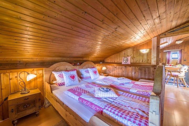 "Cosy Holiday Apartment ""Direkt Zwischen Chiemsee und Alpen"" in a quiet and idyllic location; Wi-Fi & Parking Available"