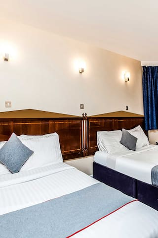 OYO Osterley Park Hotel, Standard Double Room