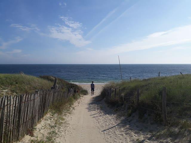 Arzon : maison à 5 minutes de la plage
