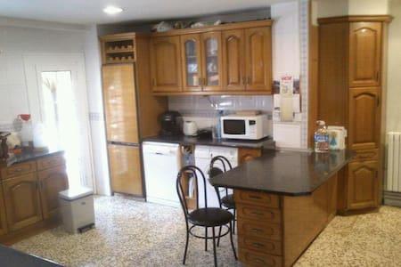 Habitación de Matrimonio disponible - Saragossa