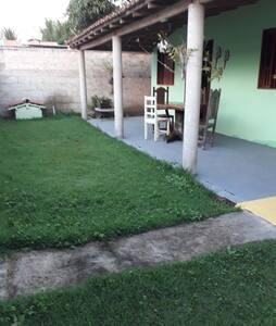 Casa da Wânia, Itaúnas ES