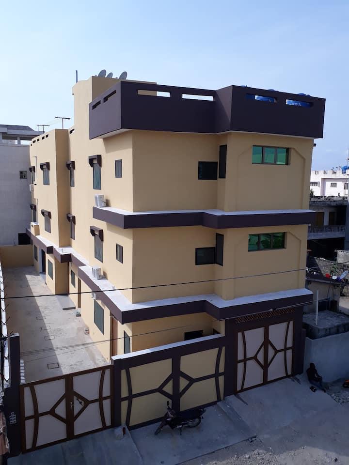 Studio indépendant - Guest House moderne - Cotonou