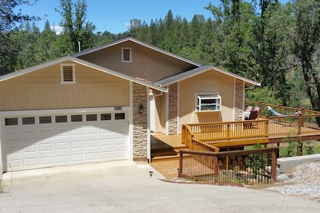 Quiet retreat near Yosemite and Pine Mountain lake - Groveland