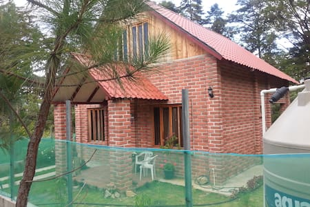 Casa de campo en San Ignacio, Chalatenango.