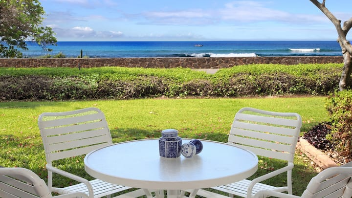 NEW INTERIOR WITH OCEANFRONT VIEWS IN CENTRAL POIPU!