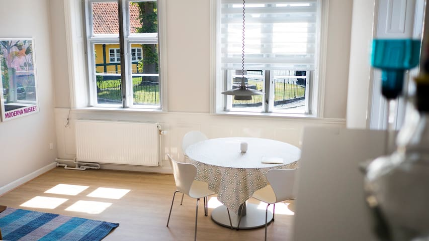 Apartment at Madvigs Plads in Svaneke - apt. D