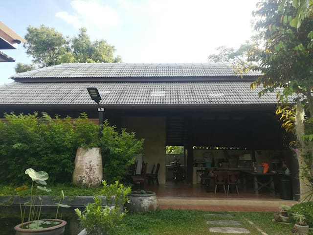 longkaw homestay เป็นชื่อทางล้านนา ที่มีเอกักษณ์
