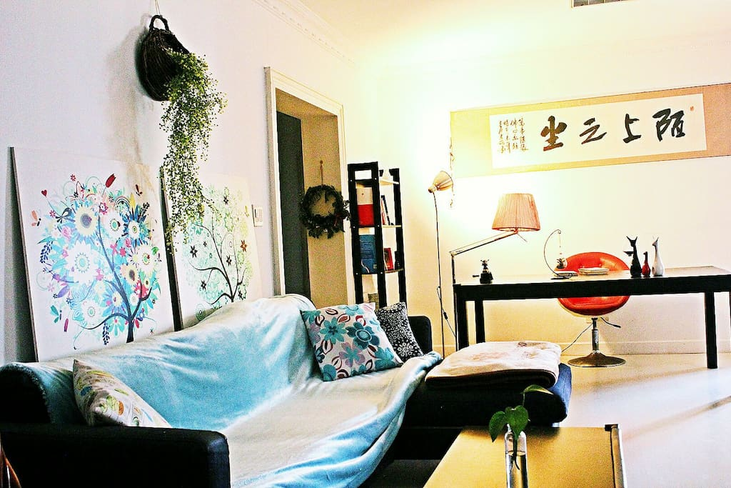 youth hostel wohnungen zur miete in shanghai china. Black Bedroom Furniture Sets. Home Design Ideas