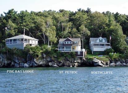 Peaks Island, Maine, Northcliffe Cottage