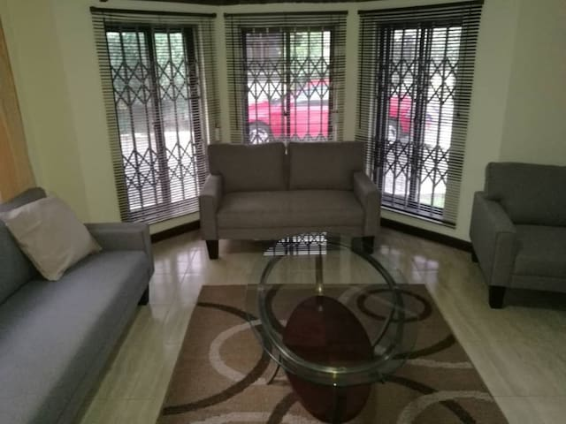 Three-bed townhouse in heart of East Legon