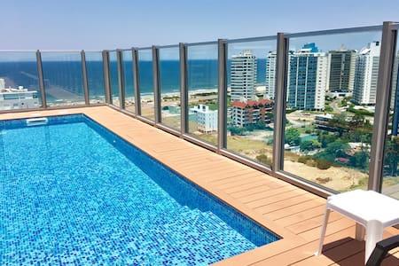 Luxury Sea Loft ! - Punta del Este - Wohnung
