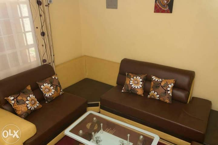 Cosy furnished 2bedroom apartment