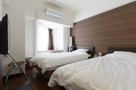Pleasant Room, Easy Access near Shibuya/Shinagawa - Shinagawa-ku - 公寓