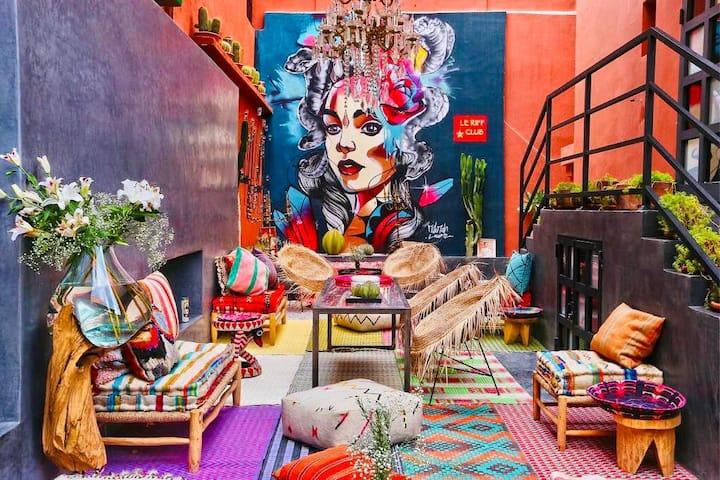 The Heart of Guéliz # Dream House & Much More