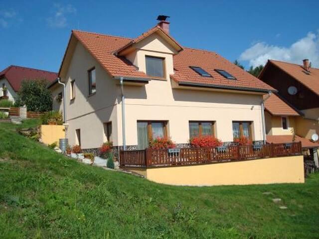 Penzion Konvalinka Český Krumlov - Český Krumlov - Bed & Breakfast