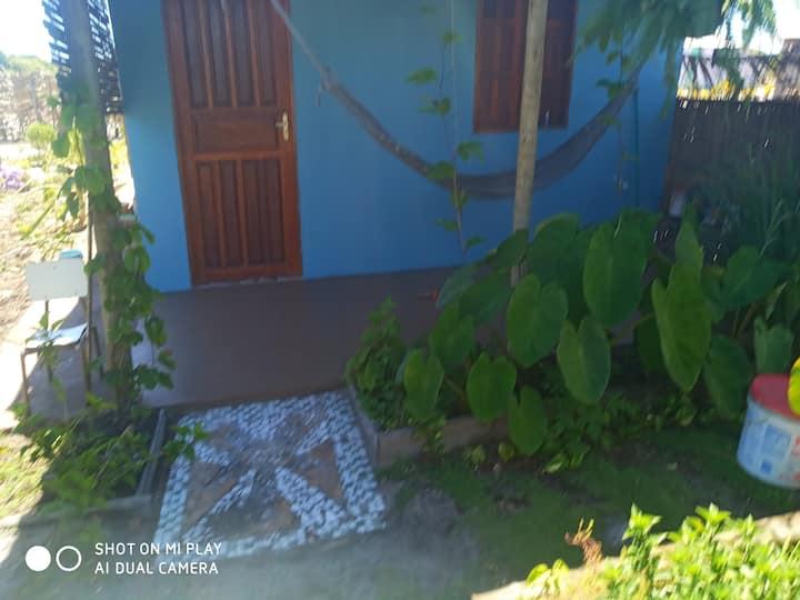 (CARAIVA) Casa a 900m do centro da Vila de Caraiva