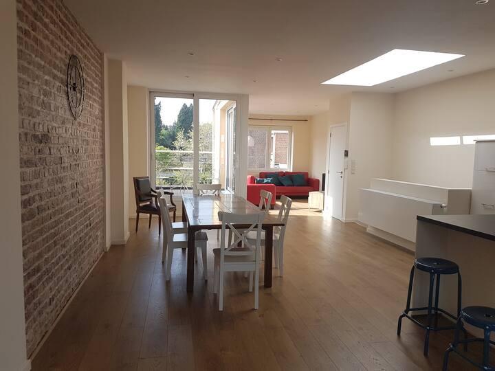 Appartement duplex à Bruxelles (Woluwé St Lambert)
