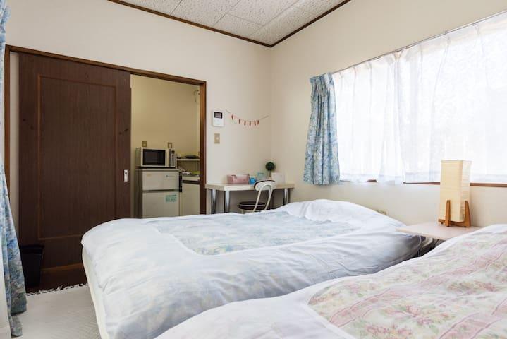 江之岛附近最低价的一室独立房间 - Fujisawa-shi - Apartamento