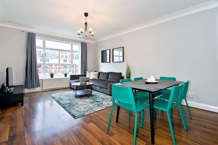 ✔SuperCentral✔Marylebone High Street✔2BD Apartment