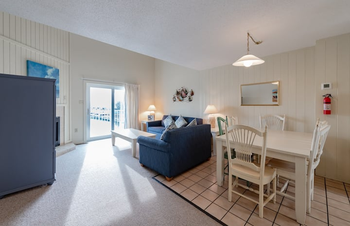 Tranquil Escape in Ocean City, 2 BR!