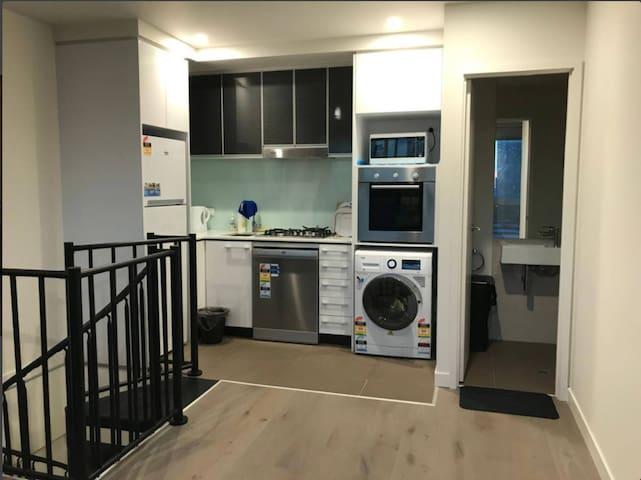 Two-bedroom loft at Melbourne City Edge